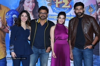 F2 Movie Trailer Launch Photos - 3 of 21