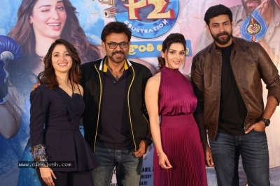 F2 Movie Trailer Launch Photos - 6 of 21