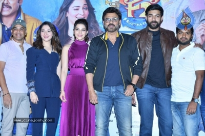 F2 Movie Trailer Launch Photos - 15 of 21