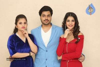 First Rank Raju Movie First Look Launch - 5 of 19
