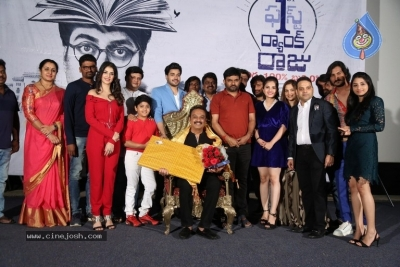 First Rank Raju Movie First Look Launch - 10 of 19