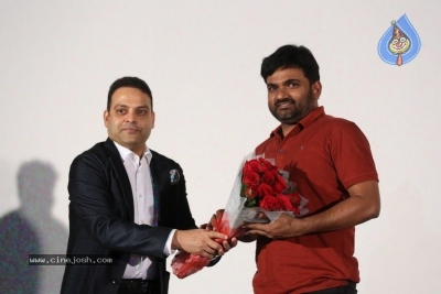 First Rank Raju Movie First Look Launch - 13 of 19