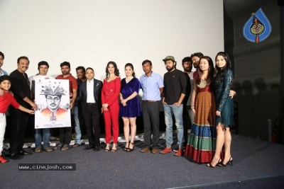 First Rank Raju Movie First Look Launch - 16 of 19