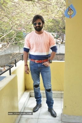 Kothaga Maa Prayanam Movie Success Meet - 8 of 8