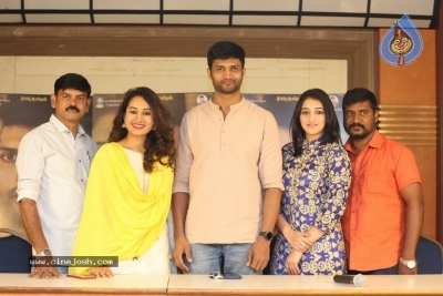 Law Movie Success Meet - 8 of 12