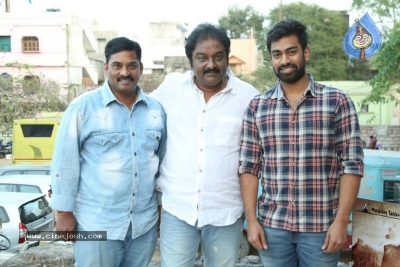 London Babulu Movie Ticket Launch By VV Vinayak - 2 of 9