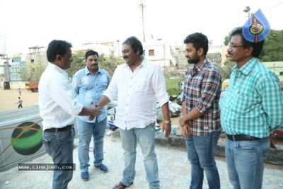 London Babulu Movie Ticket Launch By VV Vinayak - 5 of 9