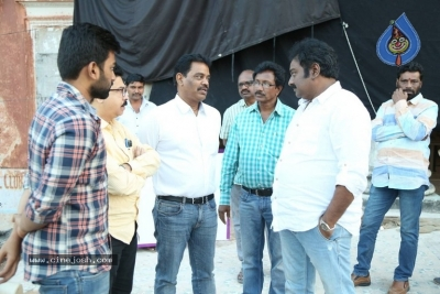 London Babulu Movie Ticket Launch By VV Vinayak - 7 of 9
