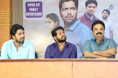 Meda Meeda Abbayi Movie Press Meet - 1 of 10