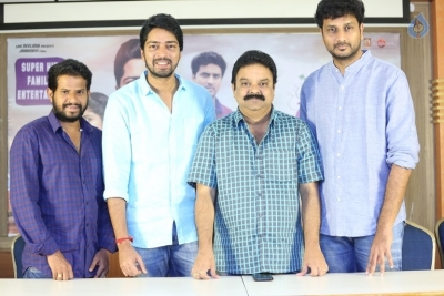 Meda Meeda Abbayi Movie Press Meet - 2 of 10