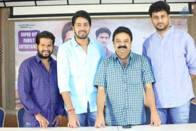Meda Meeda Abbayi Movie Press Meet - 3 of 10