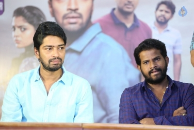 Meda Meeda Abbayi Movie Press Meet - 4 of 10