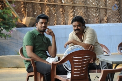 Meda Meeda Abbayi Working Stills - 11 of 13