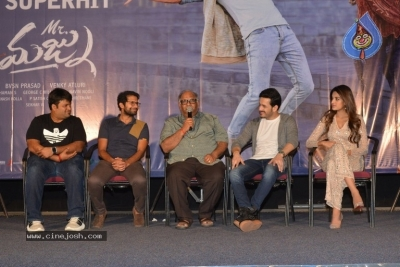 Mr Majnu Movie Press Meet - 4 of 29