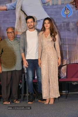 Mr Majnu Movie Press Meet - 8 of 29