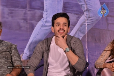 Mr Majnu Movie Press Meet - 11 of 29