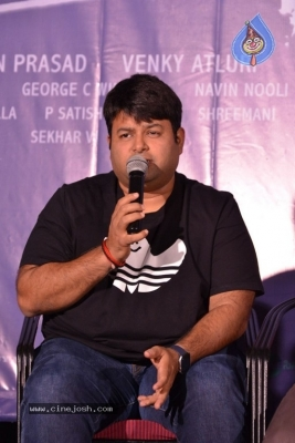 Mr Majnu Movie Press Meet - 17 of 29