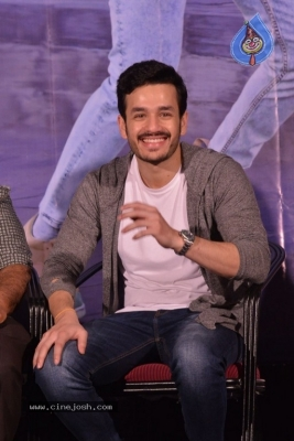 Mr Majnu Movie Press Meet - 19 of 29