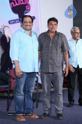 Naa Nuvve Trailer Launch - 13 of 14