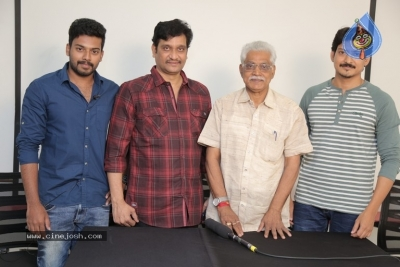 Nene Mukhyamantri Motion Poster Launch Stills - 1 of 20