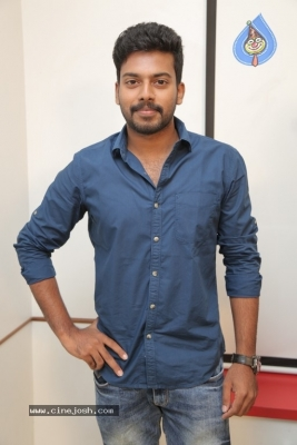 Nene Mukhyamantri Motion Poster Launch Stills - 2 of 20