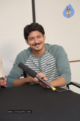 Nene Mukhyamantri Motion Poster Launch Stills - 4 of 20