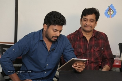 Nene Mukhyamantri Motion Poster Launch Stills - 5 of 20