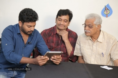 Nene Mukhyamantri Motion Poster Launch Stills - 9 of 20