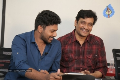 Nene Mukhyamantri Motion Poster Launch Stills - 10 of 20