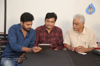 Nene Mukhyamantri Motion Poster Launch Stills - 11 of 20