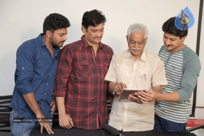 Nene Mukhyamantri Motion Poster Launch Stills - 12 of 20