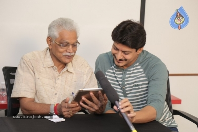 Nene Mukhyamantri Motion Poster Launch Stills - 15 of 20