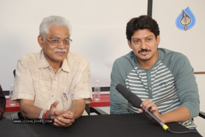 Nene Mukhyamantri Motion Poster Launch Stills - 16 of 20