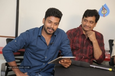 Nene Mukhyamantri Motion Poster Launch Stills - 17 of 20