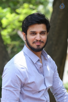 Nikhil Keshava Movie Interview Photos - 1 of 21