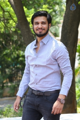 Nikhil Keshava Movie Interview Photos - 6 of 21