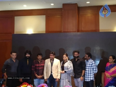 NTR Kathanayakudu Press Meet at Bengaluru - 4 of 4