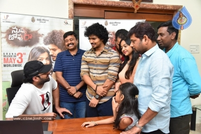 Prabhas Launches Nuvvu Thopu Raa Trailer - 1 of 28