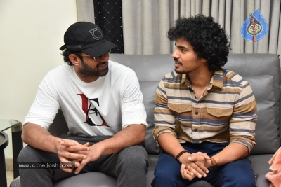 Prabhas Launches Nuvvu Thopu Raa Trailer - 4 of 28