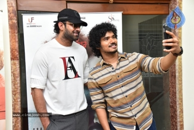 Prabhas Launches Nuvvu Thopu Raa Trailer - 6 of 28