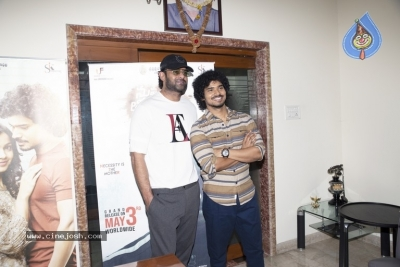 Prabhas Launches Nuvvu Thopu Raa Trailer - 8 of 28