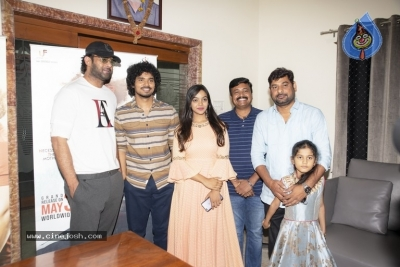 Prabhas Launches Nuvvu Thopu Raa Trailer - 9 of 28