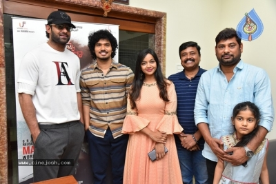 Prabhas Launches Nuvvu Thopu Raa Trailer - 14 of 28