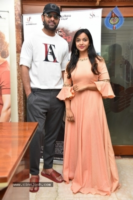 Prabhas Launches Nuvvu Thopu Raa Trailer - 15 of 28