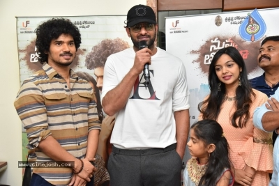 Prabhas Launches Nuvvu Thopu Raa Trailer - 16 of 28