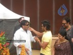Ram Charan Birthday Celebrations in Orange Sets - 2 of 14