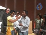 Ram Charan Birthday Celebrations in Orange Sets - 5 of 14