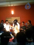 Ram Charan Birthday Celebrations in Orange Sets - 9 of 14