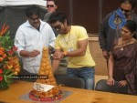 Ram Charan Birthday Celebrations in Orange Sets - 10 of 14