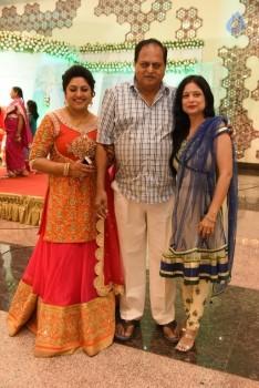 Sana Daughter Wedding Photos